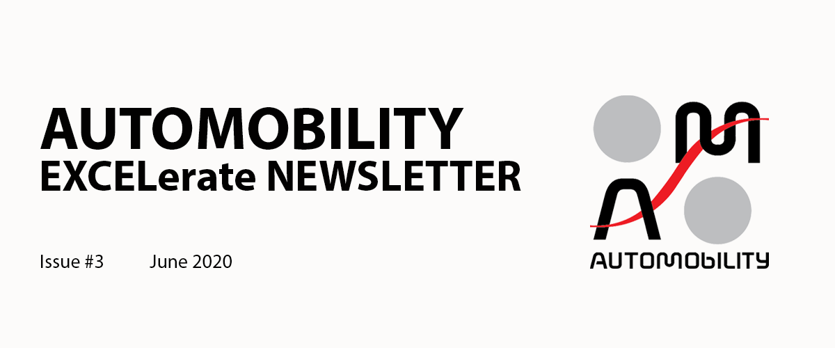 Automobility Excelerate Newsletter