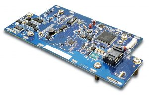 BMS PCB Ride Share